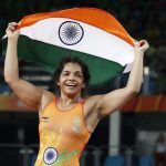Sakshi Malik : First Indian female wrestler to win a medal at the Olympics