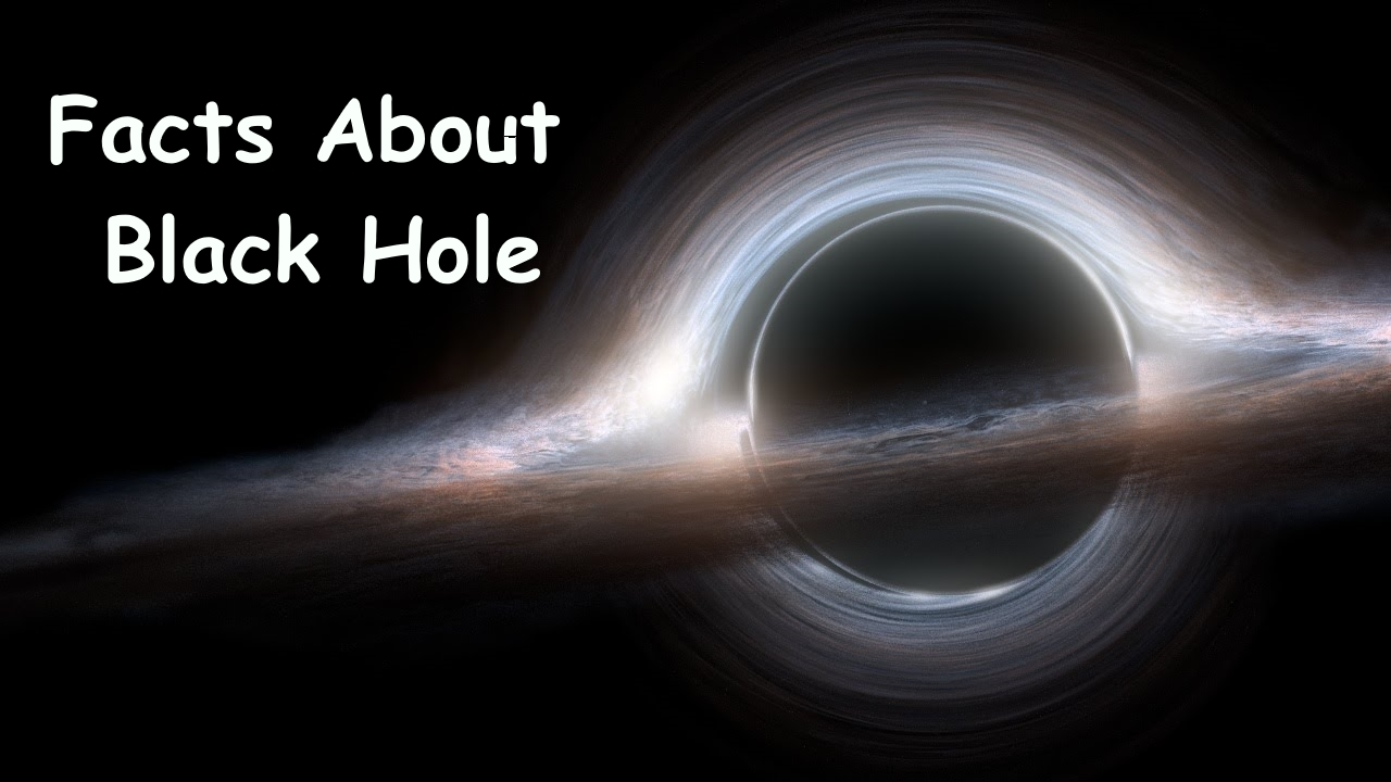 Black Holes Facts 48