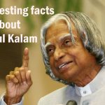 Interesting facts about APJ Abdul Kalam