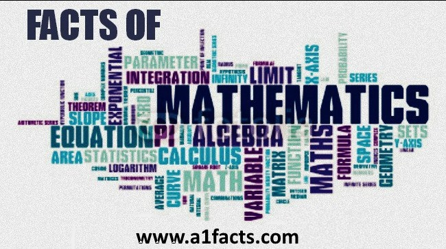 10 Unknown Facts About Maths | A1FACTS