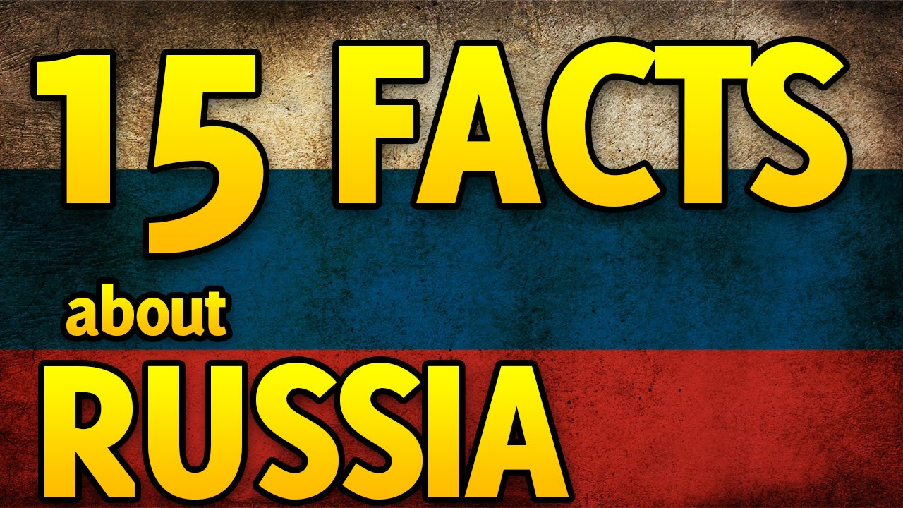 Facts About Russia AFACTS - 10 interesting facts about russia