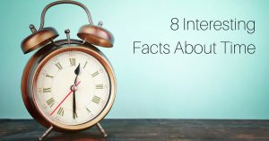 Facts About Time