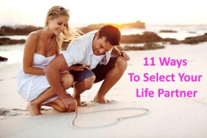 The various ways of selecting romantic partner