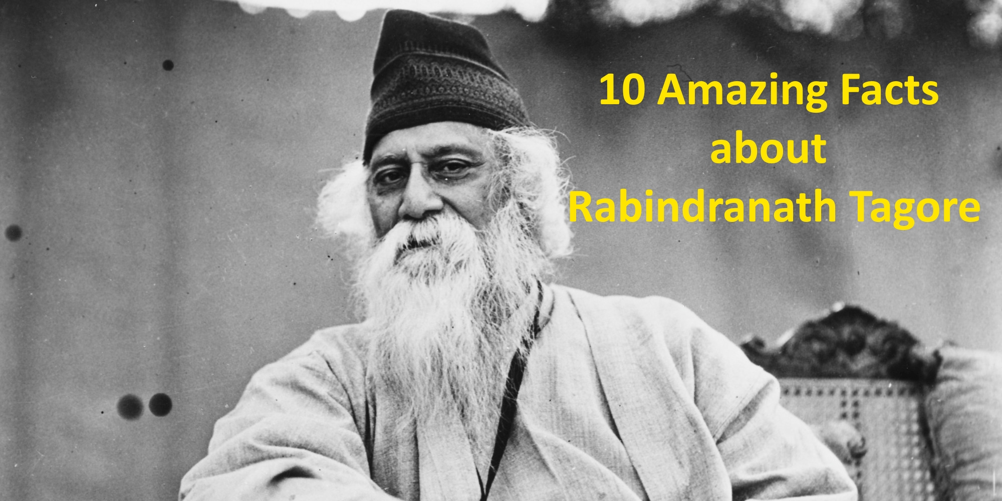 a biography of indian poet and nobel laureatte rabindranath tagore