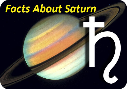 Facts About Saturn - A1FACTS