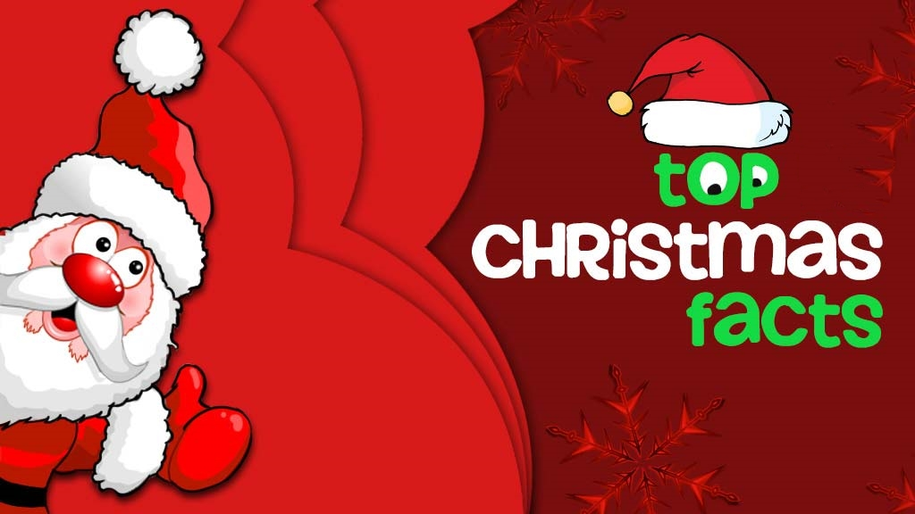 20 interesting unknown facts about christmas a1facts - Christmas Trivia Facts