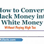 How To Convert Black Money to White Money
