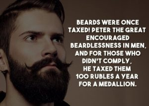 Facts About Beards