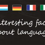 15 Facts You Didn't Know About Languages Of The World