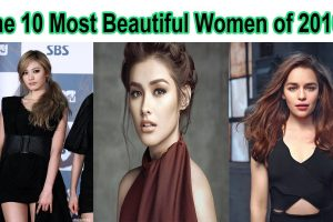 Most Beautiful Women