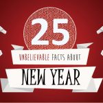 25 Interesting New Year Facts