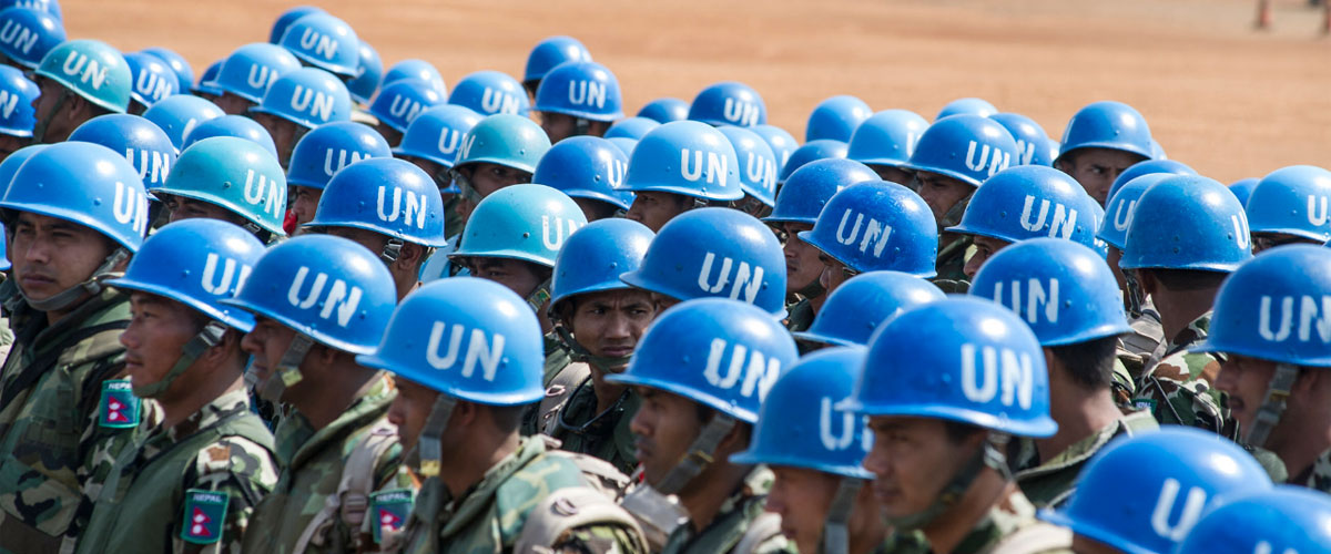 "canada s role in peacekeeping Success in failed states: canadian military strategy in somalia and the the canadian forces had been anticipating a peacekeeping role  canada""s engagement."