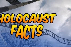 Facts About The Holocaust