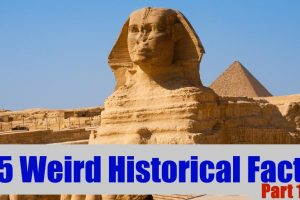 Weird Historical Facts