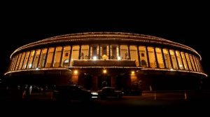 facts about Indian Parliament