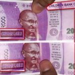 Fake Rs 2,000 note :Fake 'Children Bank of India' notes dispensed by SBI ATM