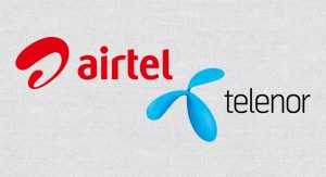 Customer base Bharti Airtel