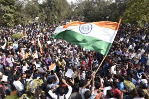 Ramjas Protests Live
