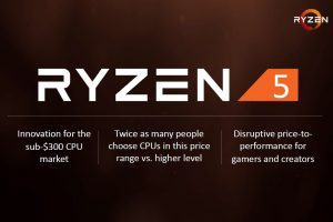 AMD Ryzen 5 Processors