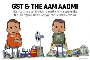 How GST Will Affect Aam Janta