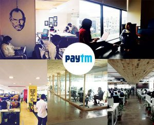 Paytm Employees Sell Shares