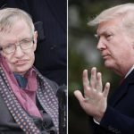 Stephen Hawking Fears He May Not Be Welcome In Trump's USA