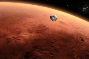 Mars Has Metal In Its Atmosphere