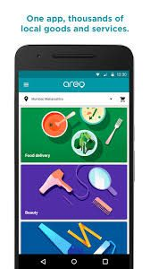 Google Areo Hyperlocal App